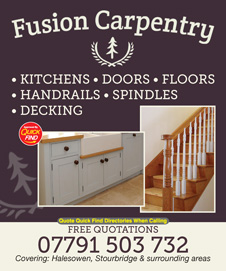 Fusion Carpentry