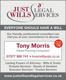 Just Wills and Legal Services Ltd