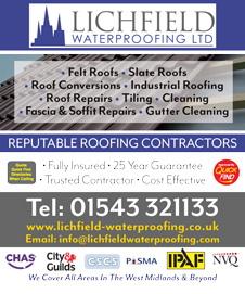 Lichfield Waterproofing Ltd