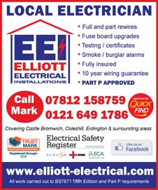 Elliott Electrical Installations