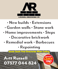 A Russell Brickwork Ltd