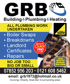GRB Building, Plumbing & Heating