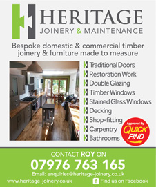 Heritage Joinery & Maintenance
