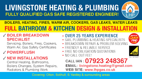 Livingstone Heating & Plumbing