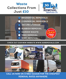 SG Removal Services