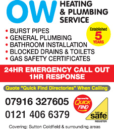 OW Heating & Plumbing Service