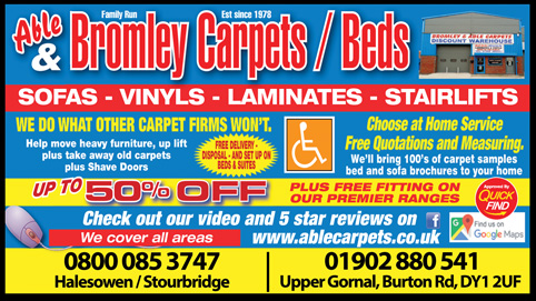 Bromley & Able Carpets