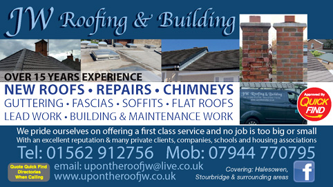 JW Roofing & Building