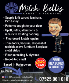 Mitch Bellis Carpet & Flooring