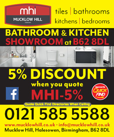 Mucklow Hill Bathrooms & Kitchens