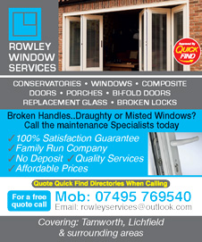 Rowley Windows Services