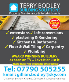 Terry Bodley Building Solutions