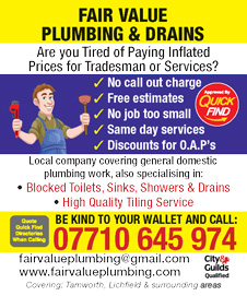 Fair Value Plumbing & Drains