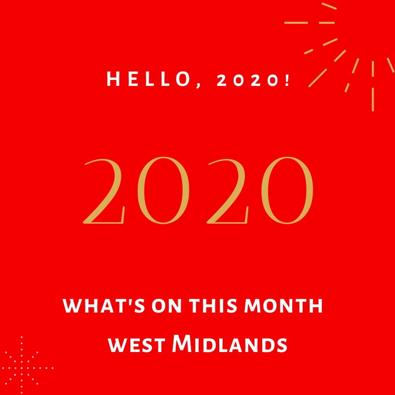 What's On West Midlands Jan 2020