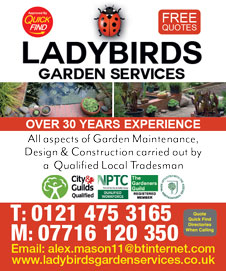 Ladybirds Garden Services