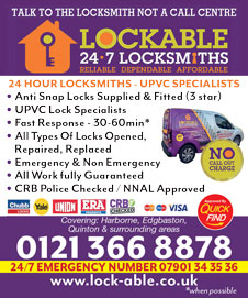 Lockable Locksmiths