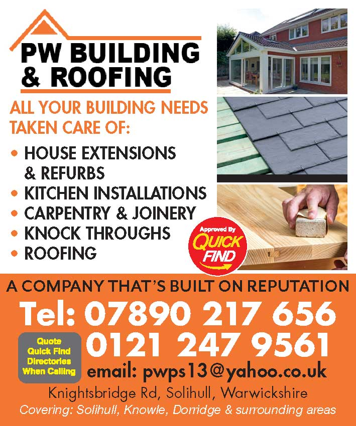PW Building and Roofing