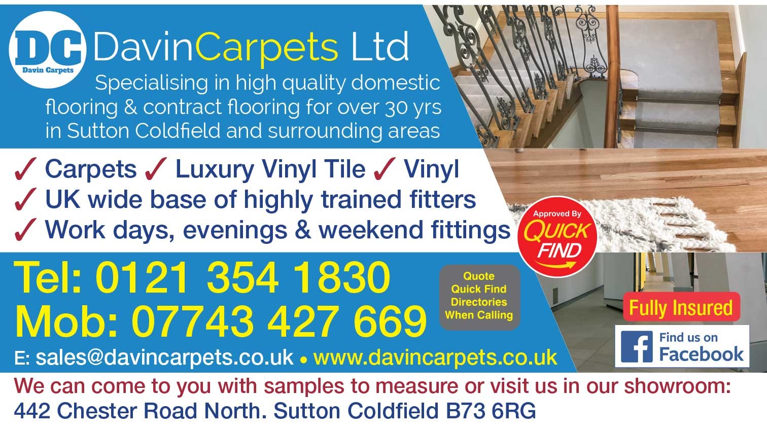 David Carpets Ltd