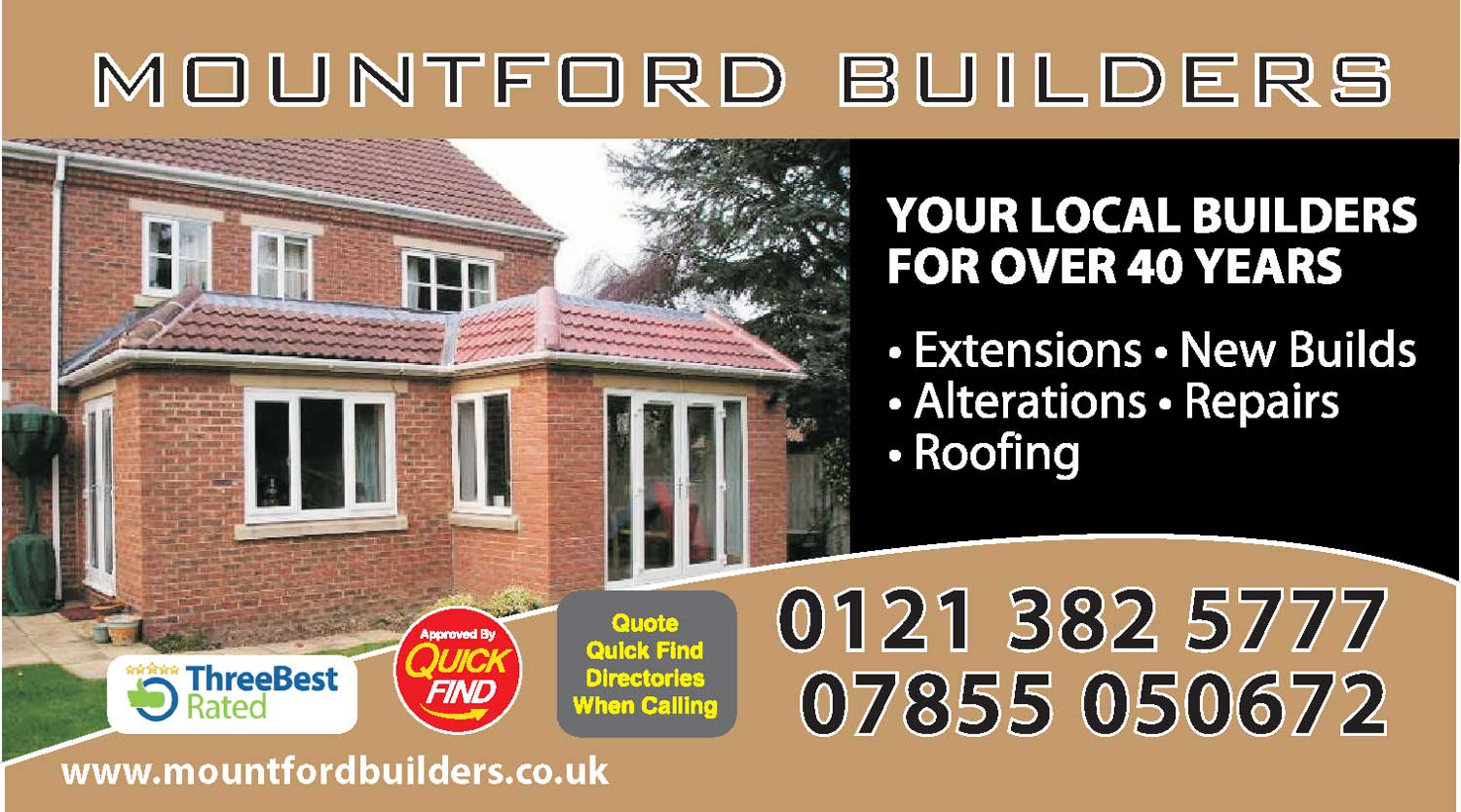 Mountford Builders