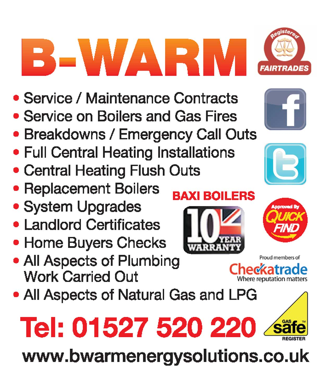 B-Warm Energy Solutions