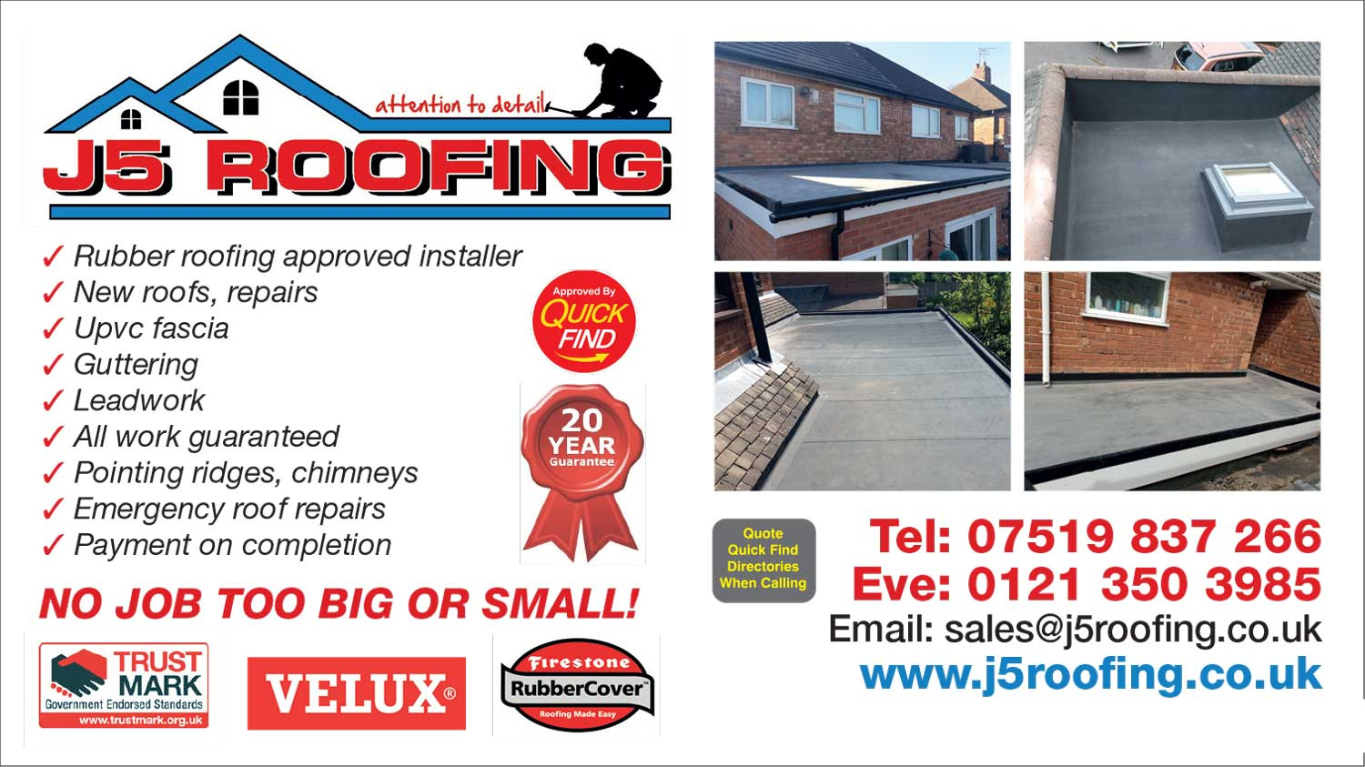 J5 Roofing