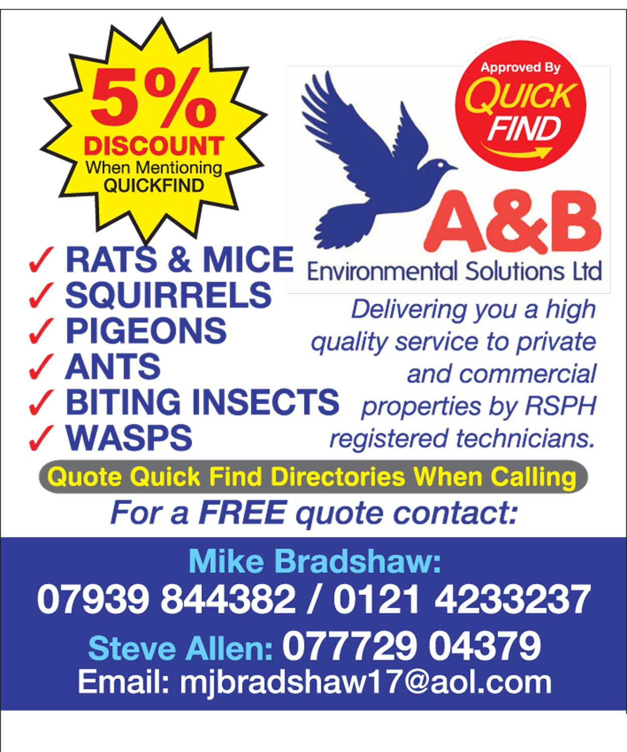 A&B Environmental Solutions Ltd