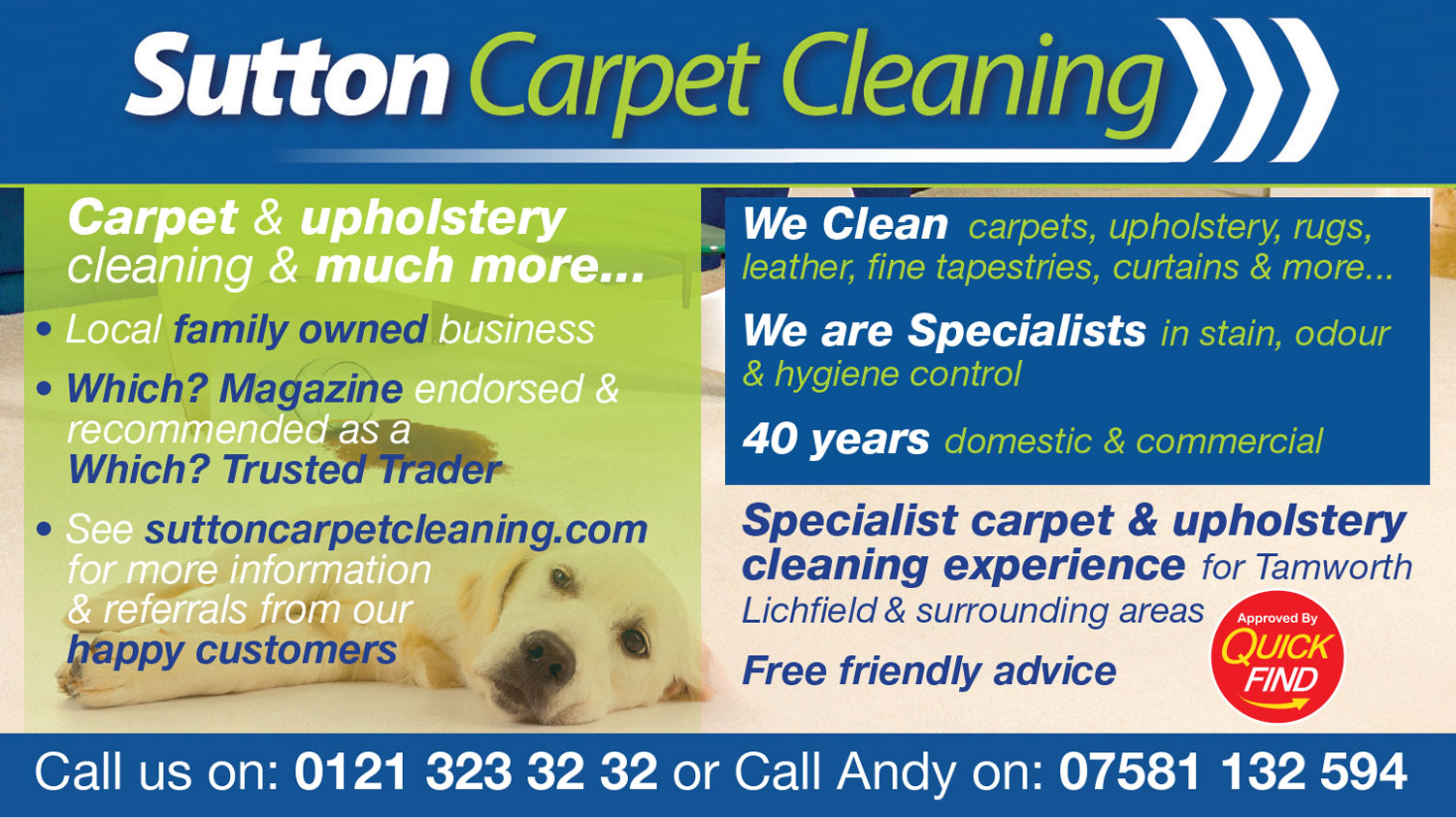 Sutton Carpet Cleaning